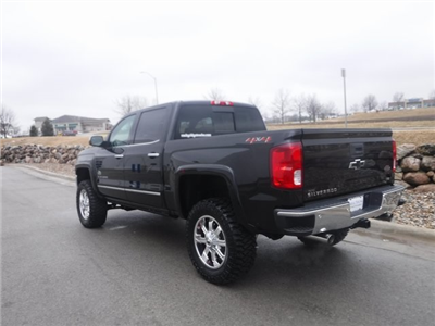 2018 Silverado 1500 Crew Cab 4x4,  Pickup #D4500 - photo 40