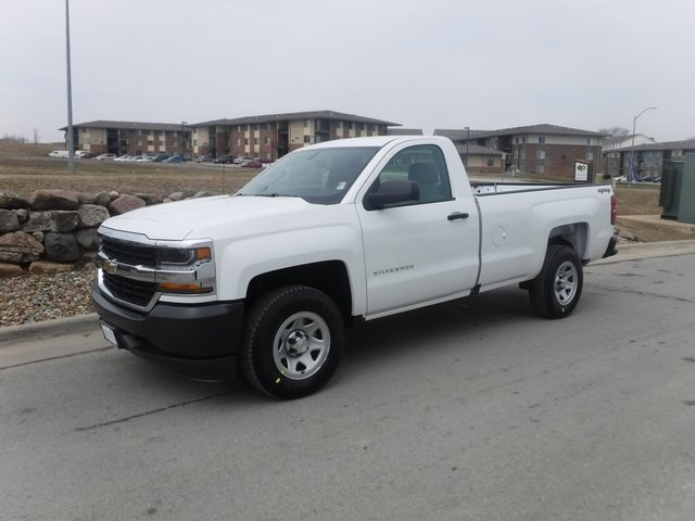 2018 Silverado 1500 Regular Cab 4x4,  Pickup #D4524 - photo 15