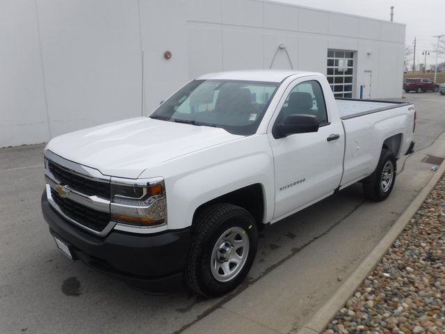 2018 Silverado 1500 Regular Cab 4x4,  Pickup #D4524 - photo 3
