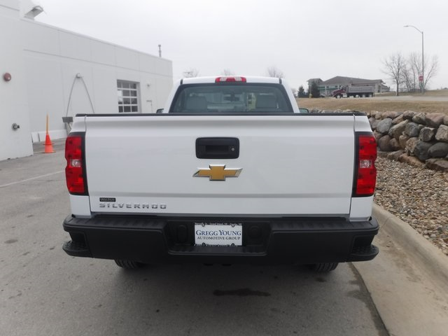 2018 Silverado 1500 Regular Cab 4x4,  Pickup #D4524 - photo 20