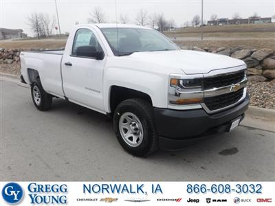2018 Silverado 1500 Regular Cab 4x4,  Pickup #D4524 - photo 1