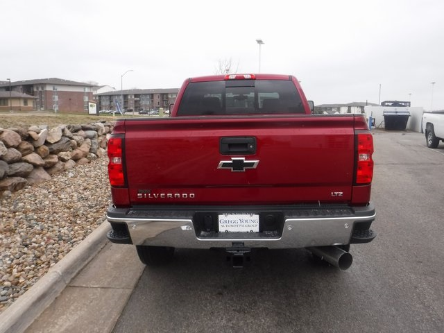 2018 Silverado 2500 Crew Cab 4x4,  Pickup #D4552 - photo 6