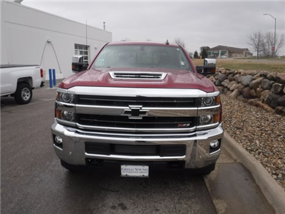 2018 Silverado 2500 Crew Cab 4x4,  Pickup #D4552 - photo 7