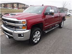 2018 Silverado 2500 Crew Cab 4x4,  Pickup #D4552 - photo 1