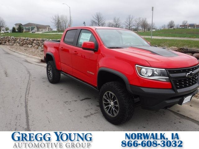 2018 Colorado Crew Cab 4x4,  Pickup #D4575 - photo 3