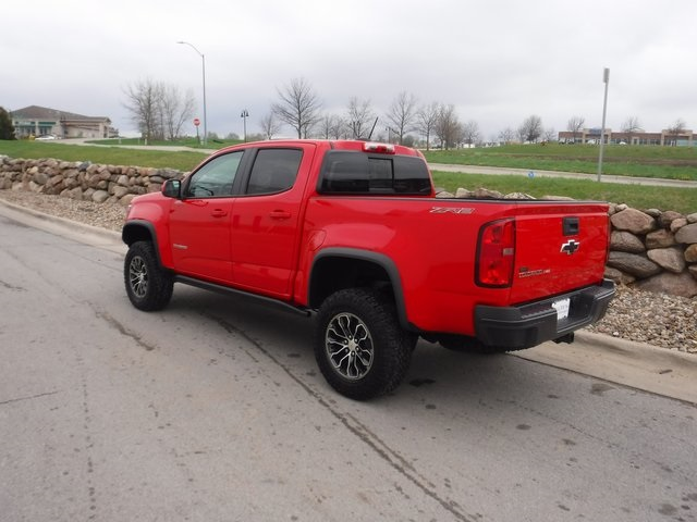 2018 Colorado Crew Cab 4x4,  Pickup #D4575 - photo 13