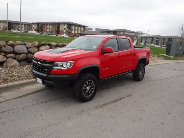 2018 Colorado Crew Cab 4x4,  Pickup #D4575 - photo 15