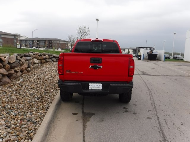 2018 Colorado Crew Cab 4x4,  Pickup #D4575 - photo 7