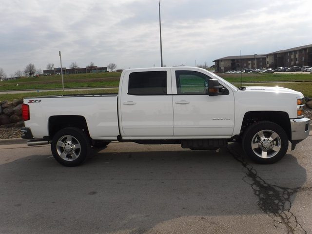 2018 Silverado 2500 Crew Cab 4x4,  Pickup #D4651 - photo 3