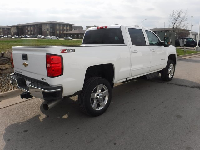 2018 Silverado 2500 Crew Cab 4x4,  Pickup #D4651 - photo 2