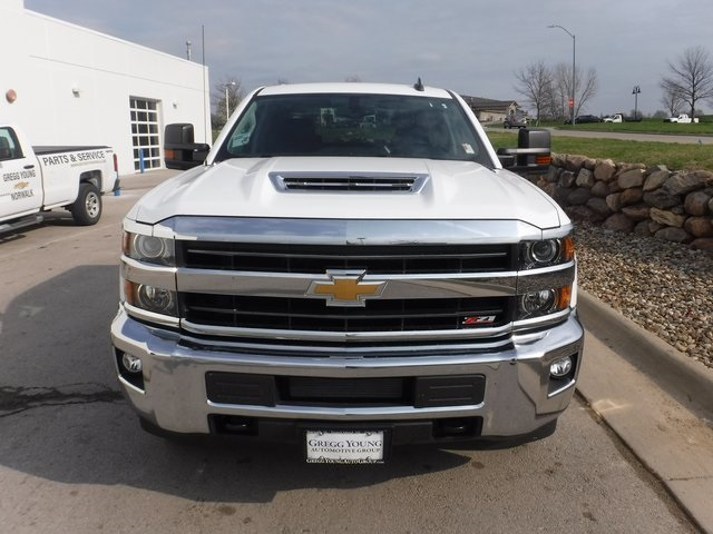 2018 Silverado 2500 Crew Cab 4x4,  Pickup #D4651 - photo 6