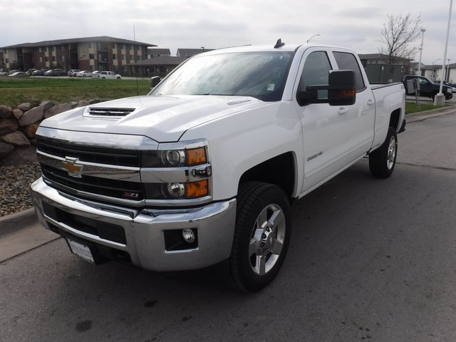 2018 Silverado 2500 Crew Cab 4x4,  Pickup #D4651 - photo 7