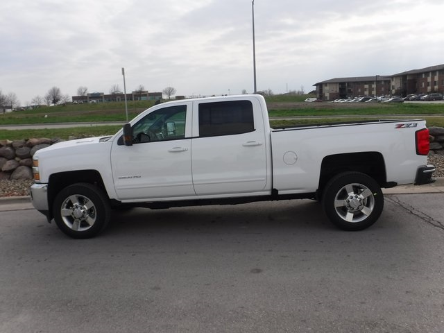 2018 Silverado 2500 Crew Cab 4x4,  Pickup #D4651 - photo 8