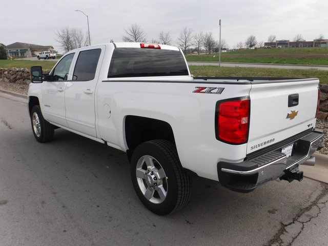 2018 Silverado 2500 Crew Cab 4x4,  Pickup #D4651 - photo 9