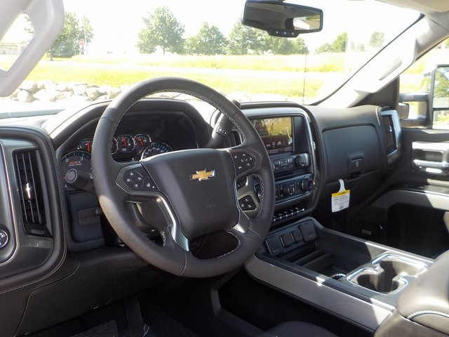 2018 Silverado 2500 Crew Cab 4x4,  Pickup #D4730 - photo 14