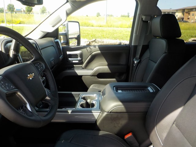 2018 Silverado 2500 Crew Cab 4x4,  Pickup #D4730 - photo 15