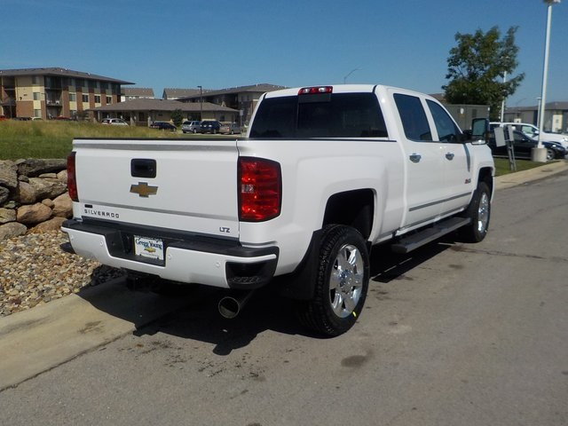 2018 Silverado 2500 Crew Cab 4x4,  Pickup #D4730 - photo 2