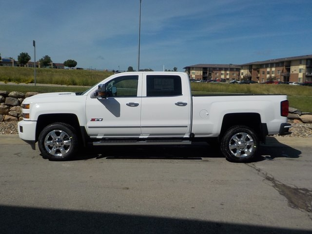 2018 Silverado 2500 Crew Cab 4x4,  Pickup #D4730 - photo 6