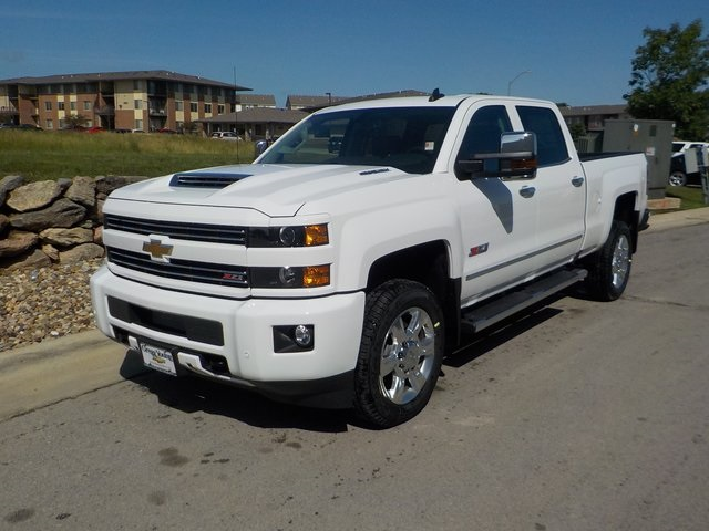 2018 Silverado 2500 Crew Cab 4x4,  Pickup #D4730 - photo 7