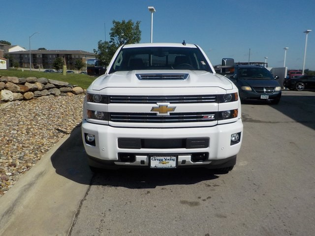 2018 Silverado 2500 Crew Cab 4x4,  Pickup #D4730 - photo 8
