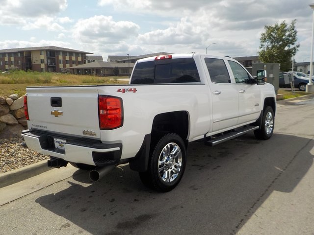 2018 Silverado 2500 Crew Cab 4x4,  Pickup #D4731 - photo 2