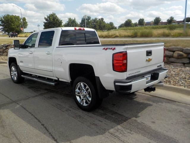 2018 Silverado 2500 Crew Cab 4x4,  Pickup #D4731 - photo 5