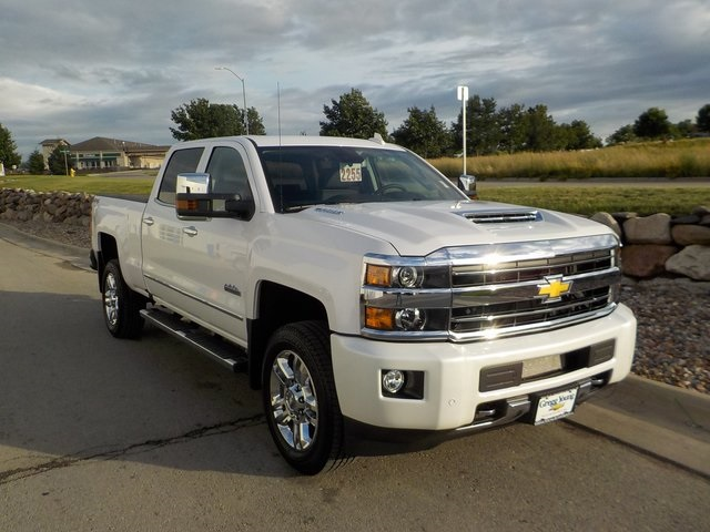 2018 Silverado 2500 Crew Cab 4x4,  Pickup #D4731 - photo 60