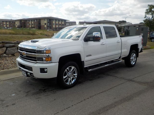 2018 Silverado 2500 Crew Cab 4x4,  Pickup #D4731 - photo 7