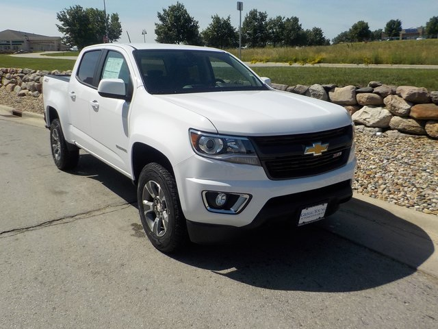 2018 Colorado Crew Cab 4x4,  Pickup #D4797 - photo 1