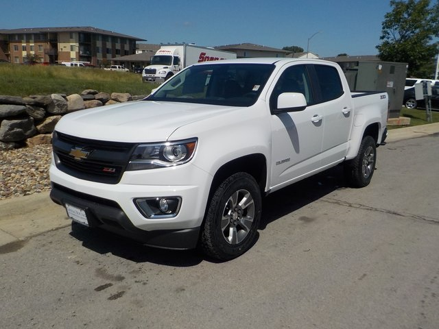 2018 Colorado Crew Cab 4x4,  Pickup #D4797 - photo 6