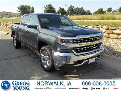 2018 Silverado 1500 Crew Cab 4x4,  Pickup #D4810 - photo 3