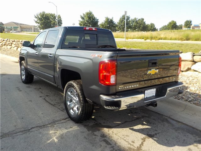 2018 Silverado 1500 Crew Cab 4x4,  Pickup #D4810 - photo 2