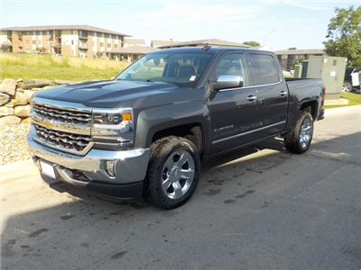 2018 Silverado 1500 Crew Cab 4x4,  Pickup #D4810 - photo 1