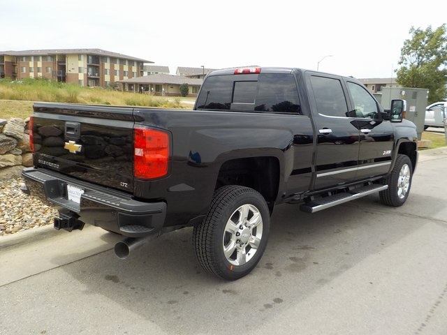 2019 Silverado 2500 Crew Cab 4x4,  Pickup #D4869 - photo 2