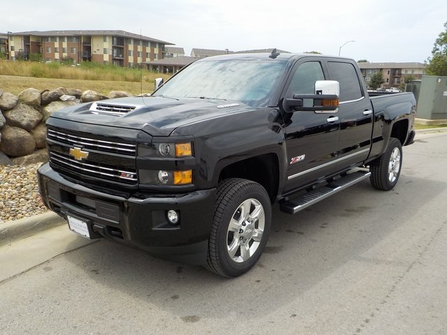 2019 Silverado 2500 Crew Cab 4x4,  Pickup #D4869 - photo 7