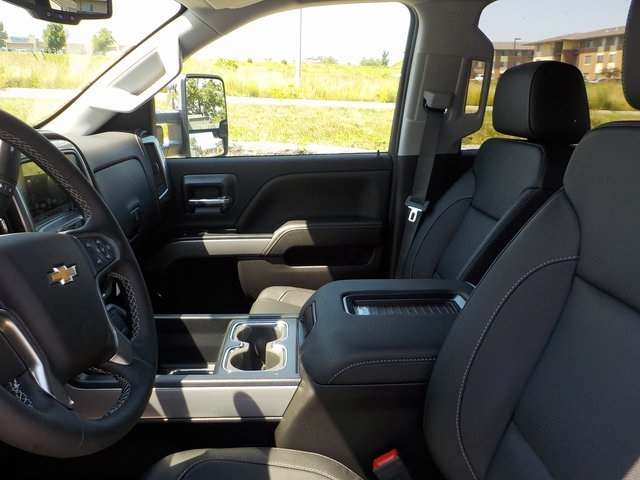2019 Silverado 2500 Crew Cab 4x4,  Pickup #D4870 - photo 16