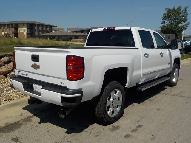 2019 Silverado 2500 Crew Cab 4x4,  Pickup #D4870 - photo 2
