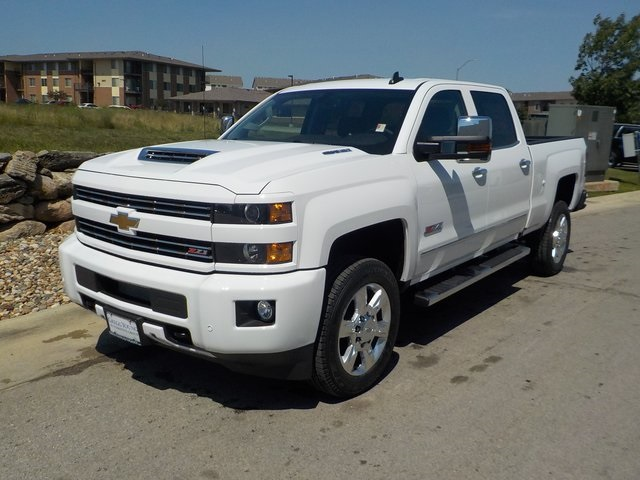 2019 Silverado 2500 Crew Cab 4x4,  Pickup #D4870 - photo 7