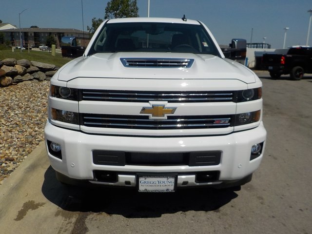 2019 Silverado 2500 Crew Cab 4x4,  Pickup #D4870 - photo 8
