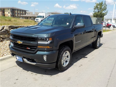 2018 Silverado 1500 Crew Cab 4x4,  Pickup #D4873 - photo 7