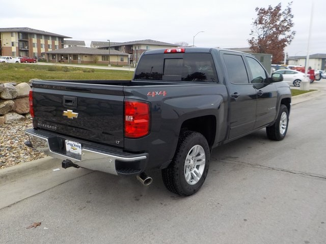 2018 Silverado 1500 Crew Cab 4x4,  Pickup #D4900 - photo 2