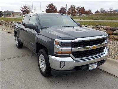 2018 Silverado 1500 Crew Cab 4x4,  Pickup #D4900 - photo 1