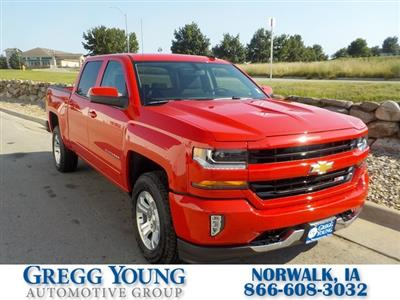 2018 Silverado 1500 Crew Cab 4x4,  Pickup #D4902 - photo 1