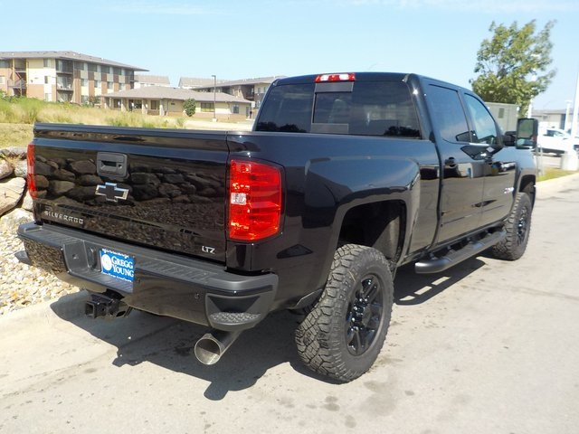 2019 Silverado 2500 Crew Cab 4x4,  Pickup #D4923 - photo 2