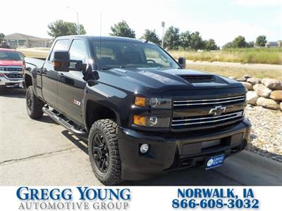 2019 Silverado 2500 Crew Cab 4x4,  Pickup #D4923 - photo 1