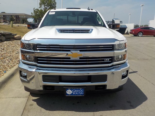 2019 Silverado 3500 Crew Cab 4x4,  Pickup #D4926 - photo 11