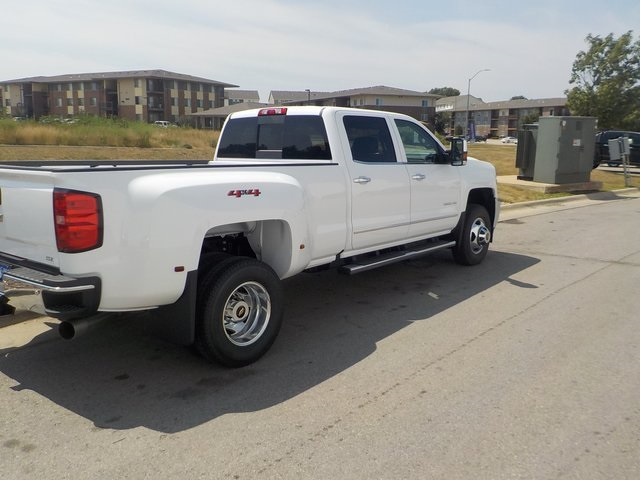 2019 Silverado 3500 Crew Cab 4x4,  Pickup #D4926 - photo 2