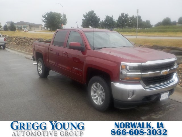 2018 Silverado 1500 Crew Cab 4x4,  Pickup #D4995 - photo 3