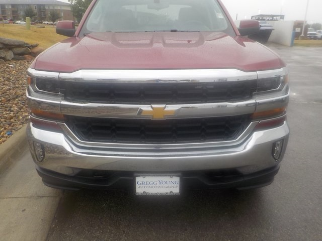 2018 Silverado 1500 Crew Cab 4x4,  Pickup #D4995 - photo 12