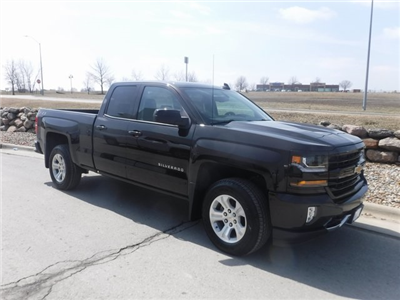 2018 Silverado 1500 Double Cab 4x4,  Pickup #D5002 - photo 1